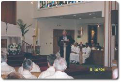 Altar Server at Mass