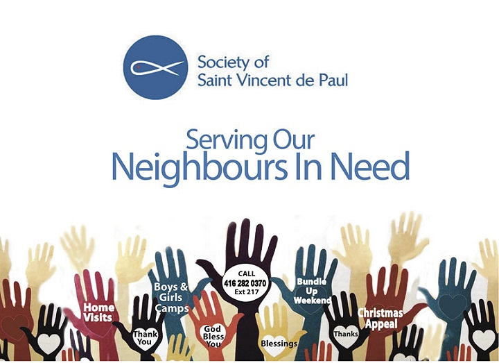Vincent de Paul - Neighbours in Need