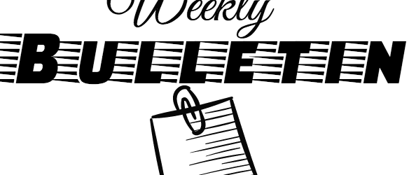 Weekly news Bulletin