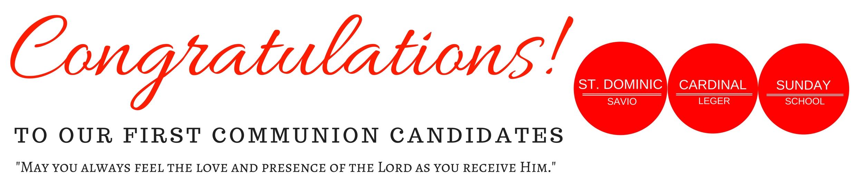 Congratulations FHC