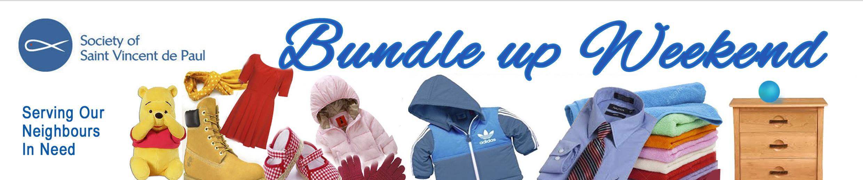 banner ssvp bundle up weekend