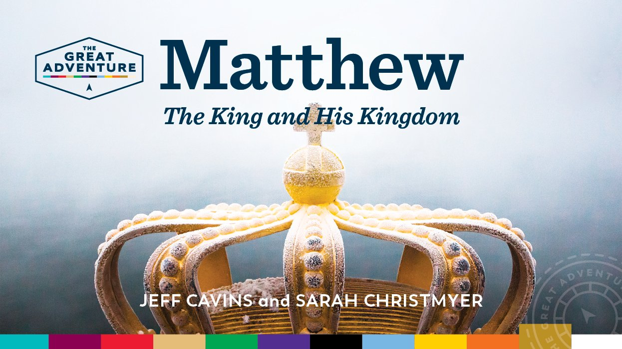 bible study banner matthew