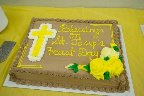 2013 March - Church Feast