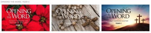 formed opening the word