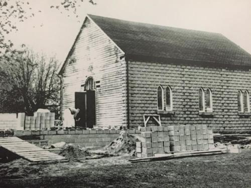 The Original Church - being updated